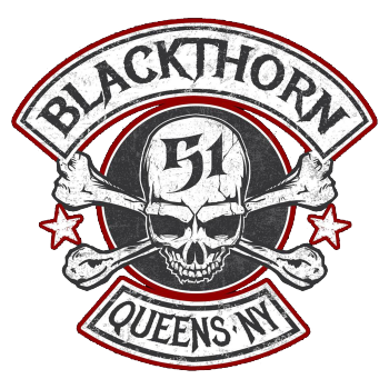 blackthorn51 Apparel Logo