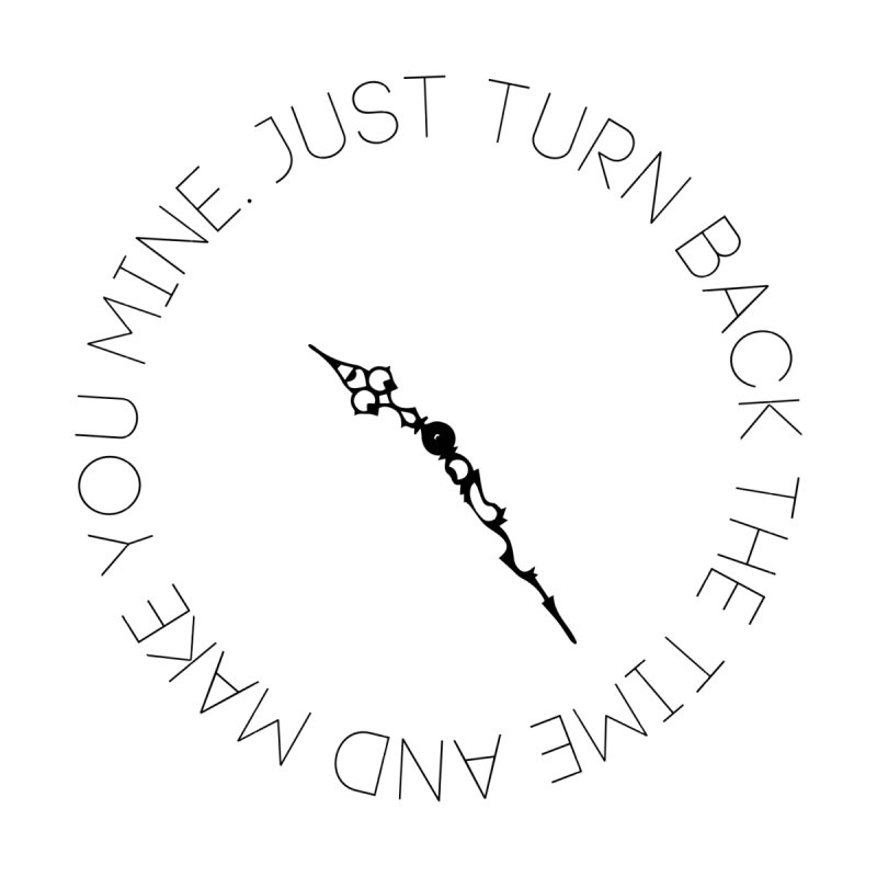 Just Turn Back The Time by blacktiestereo's Artist Shop