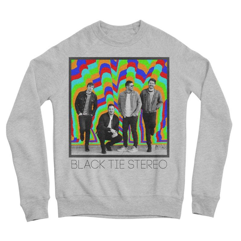 Color Burst Men's Sponge Fleece Sweatshirt by blacktiestereo's Artist Shop