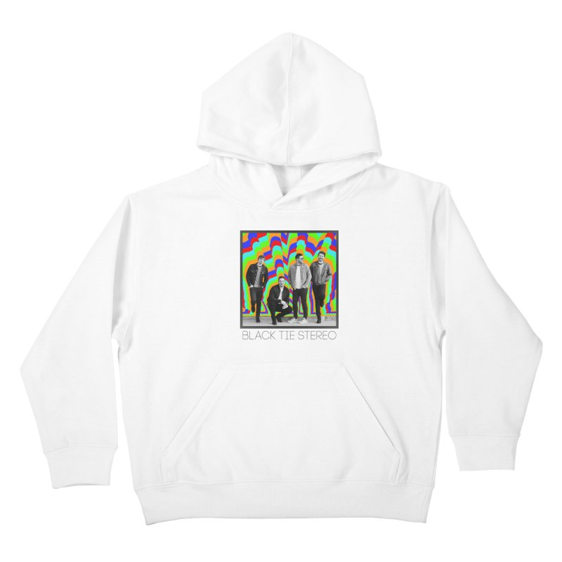 Color Burst Kids Pullover Hoody by blacktiestereo's Artist Shop