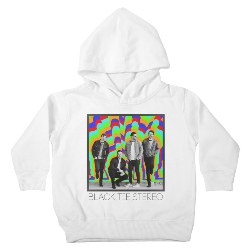 Color Burst Kids Toddler Pullover Hoody by blacktiestereo's Artist Shop