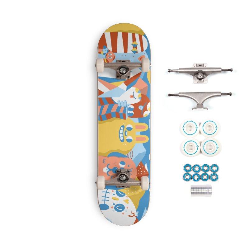 Fun World Board Accessories Skateboard by Blake Jones Threadless Shop