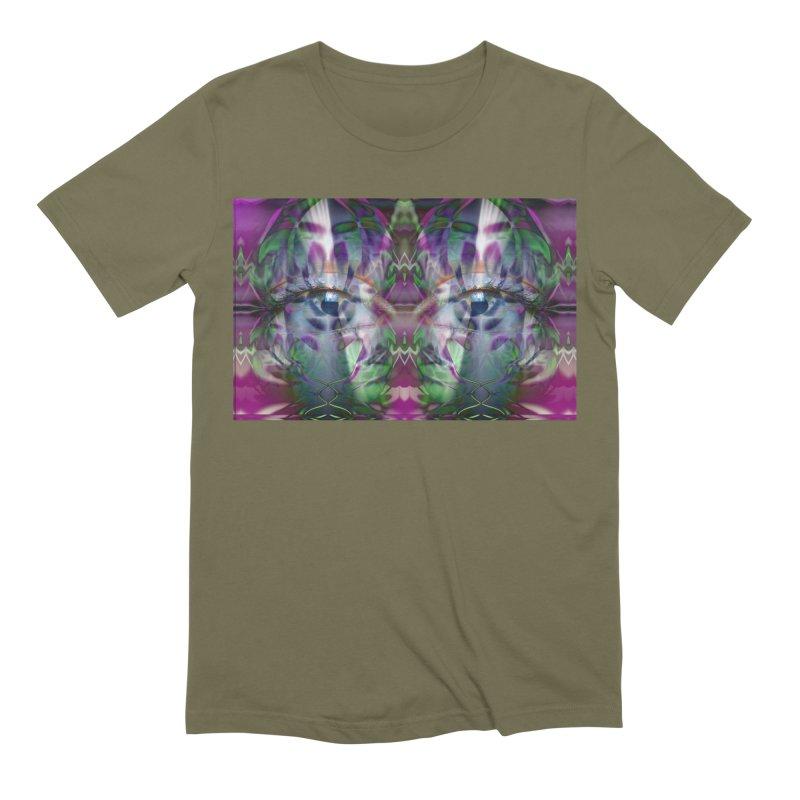 Colour Blind Men's T-Shirt by wearARTis blakereflected
