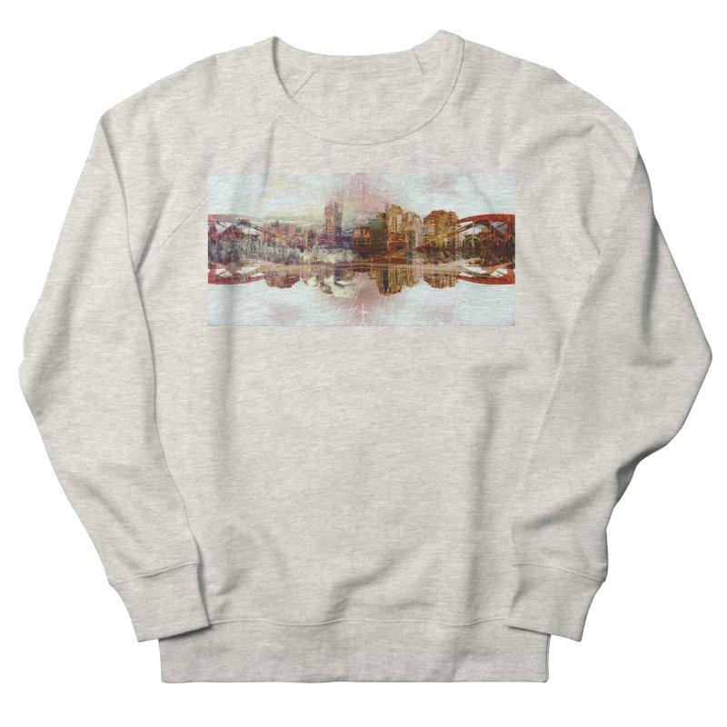 Under Construction Men's Sweatshirt by wearARTis blakereflected