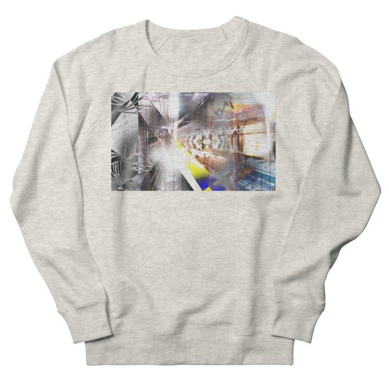Graffiti Subway Men's French Terry Sweatshirt by wearARTis blakereflected