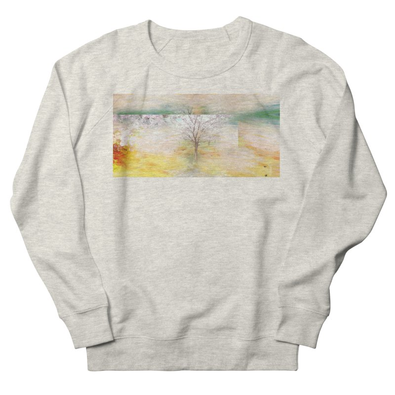 Still Sky Men's Sweatshirt by wearARTis blakereflected