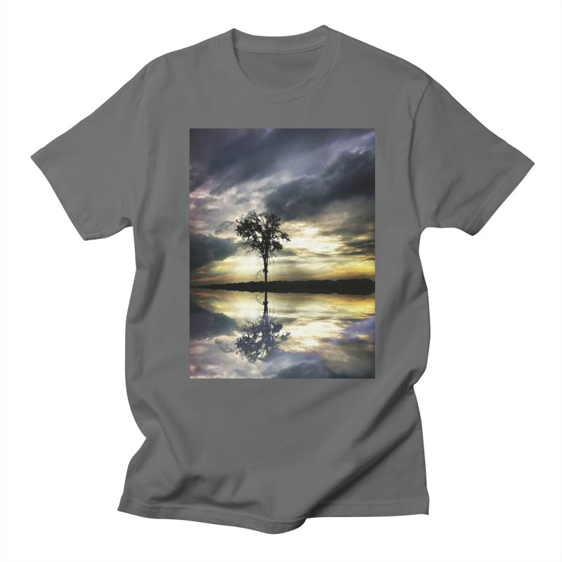 Beauty In Everything Men's T-Shirt by wearARTis blakereflected