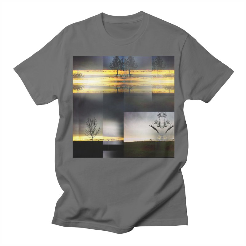 Perfected Celebration Men's T-Shirt by wearARTis blakereflected