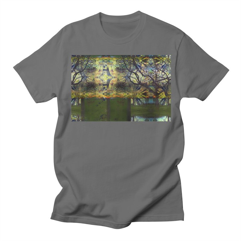 Holding A Golden Sun Men's T-Shirt by wearARTis blakereflected
