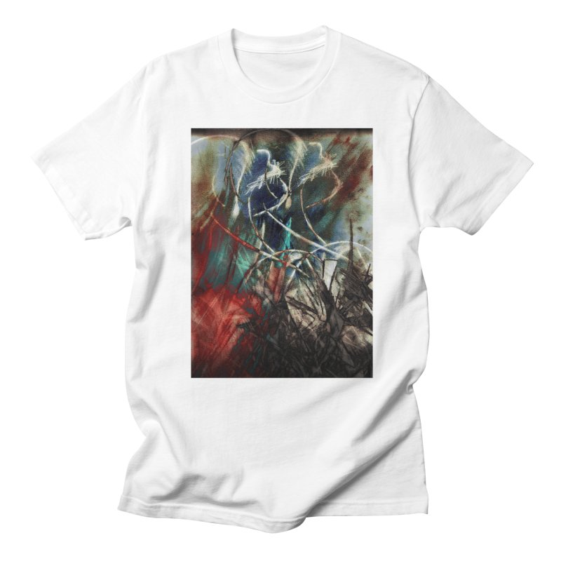 Separation Men's T-Shirt by wearARTis blakereflected