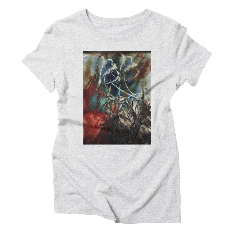 Separation Women's T-Shirt by wearARTis blakereflected