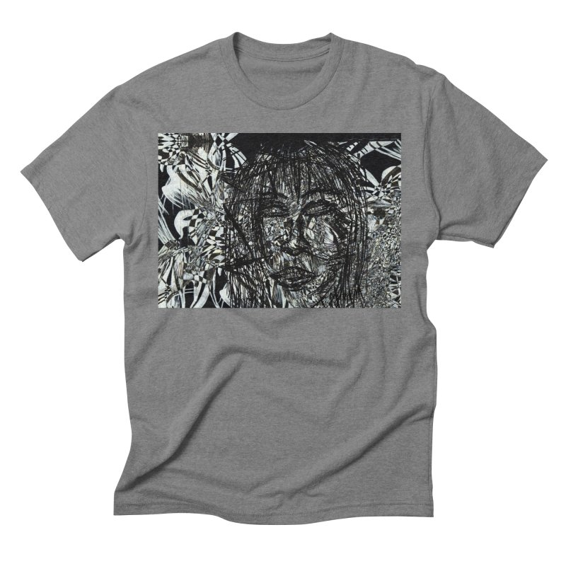 Breaking Men's T-Shirt by wearARTis blakereflected