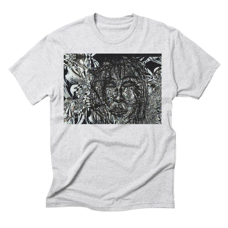 Breaking Men's Triblend T-Shirt by wearARTis blakereflected
