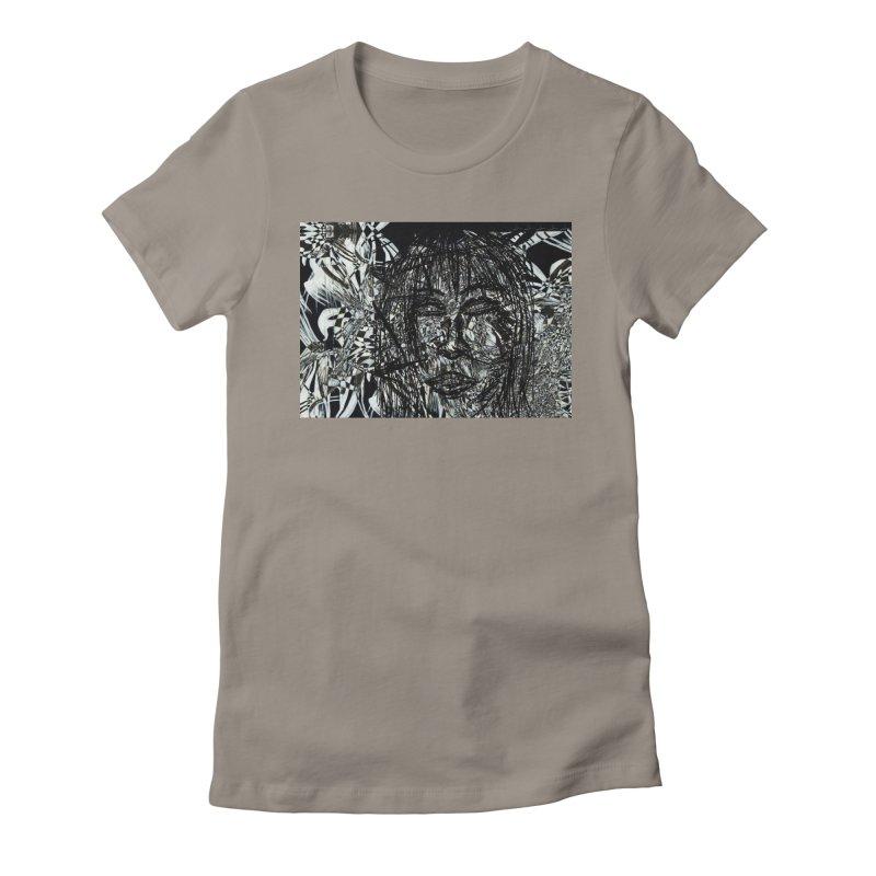 Breaking Women's T-Shirt by wearARTis blakereflected
