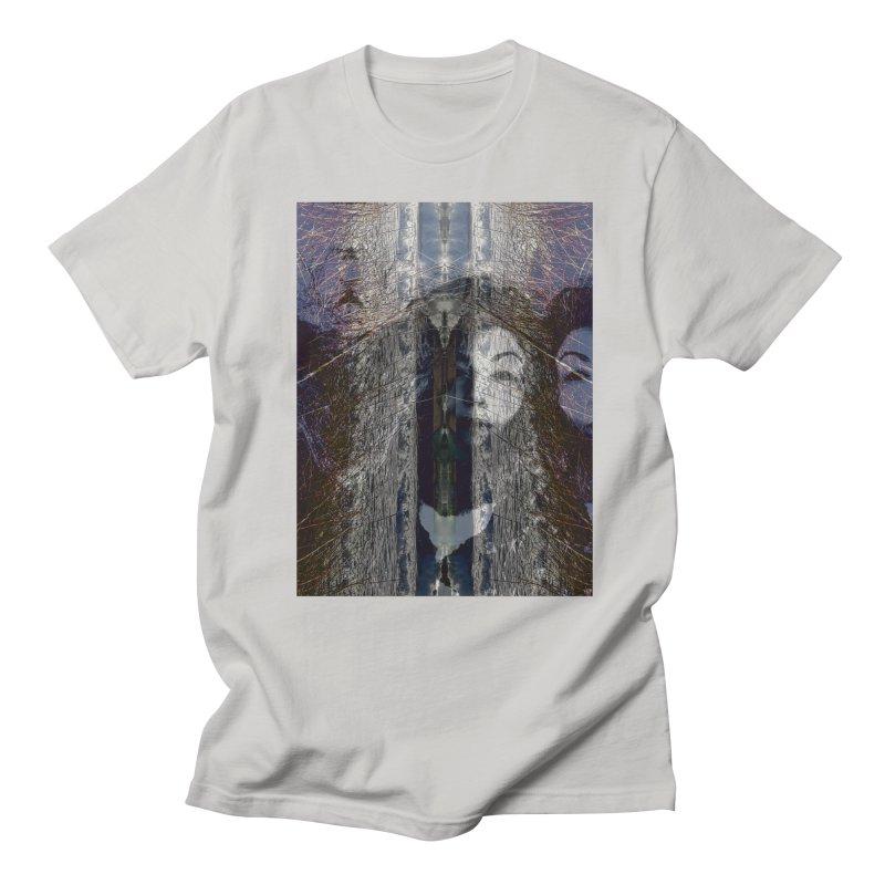 Imagining Men's T-Shirt by wearARTis blakereflected