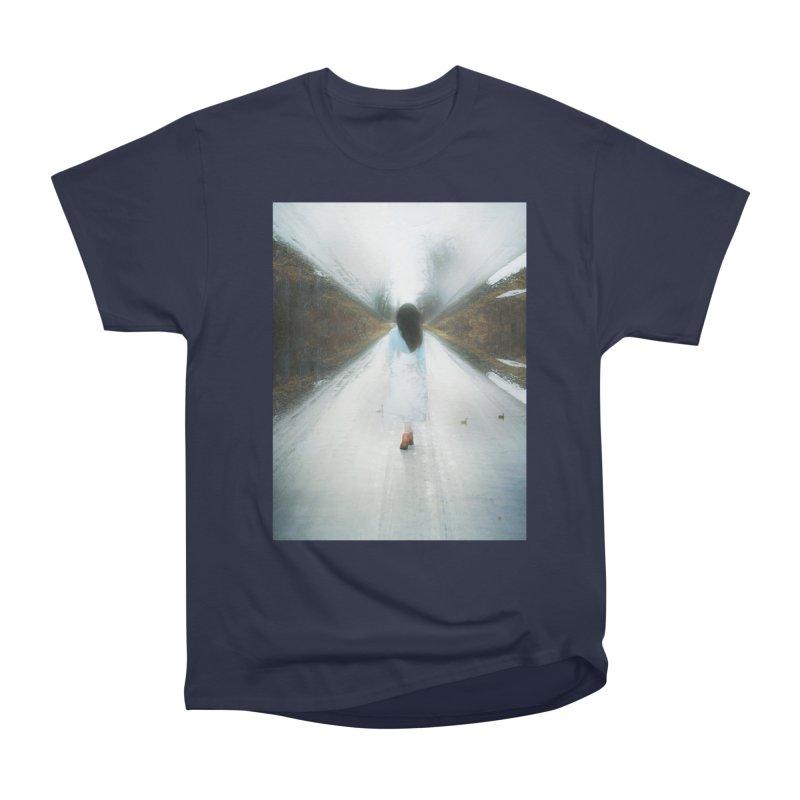 Ana Women's Heavyweight Unisex T-Shirt by wearARTis blakereflected