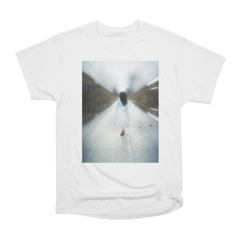 Ana Men's Heavyweight T-Shirt by wearARTis blakereflected
