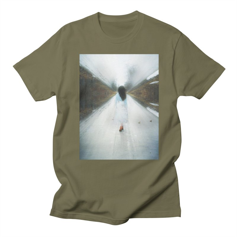 Ana Men's T-Shirt by wearARTis blakereflected