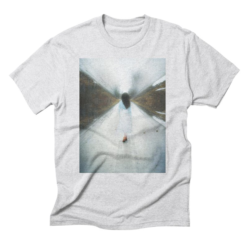 Ana Men's Triblend T-Shirt by wearARTis blakereflected