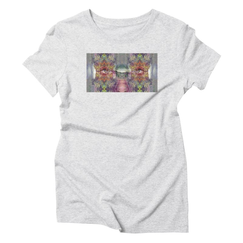 Eyes That Track Women's T-Shirt by wearARTis blakereflected