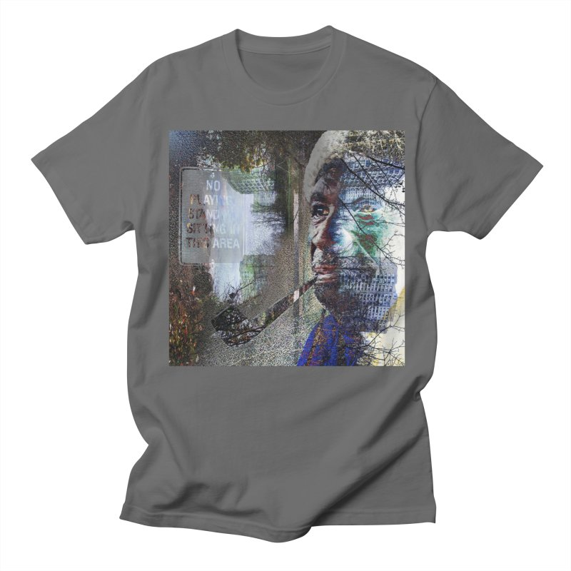 Watchful Eyes Men's T-Shirt by wearARTis blakereflected