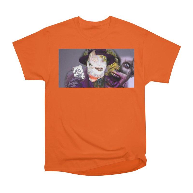 HA HA HA Women's T-Shirt by wearARTis blakereflected
