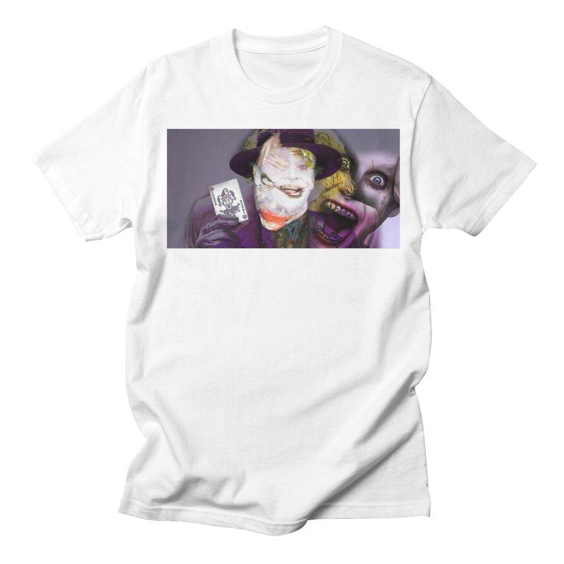 HA HA HA Men's Regular T-Shirt by wearARTis blakereflected