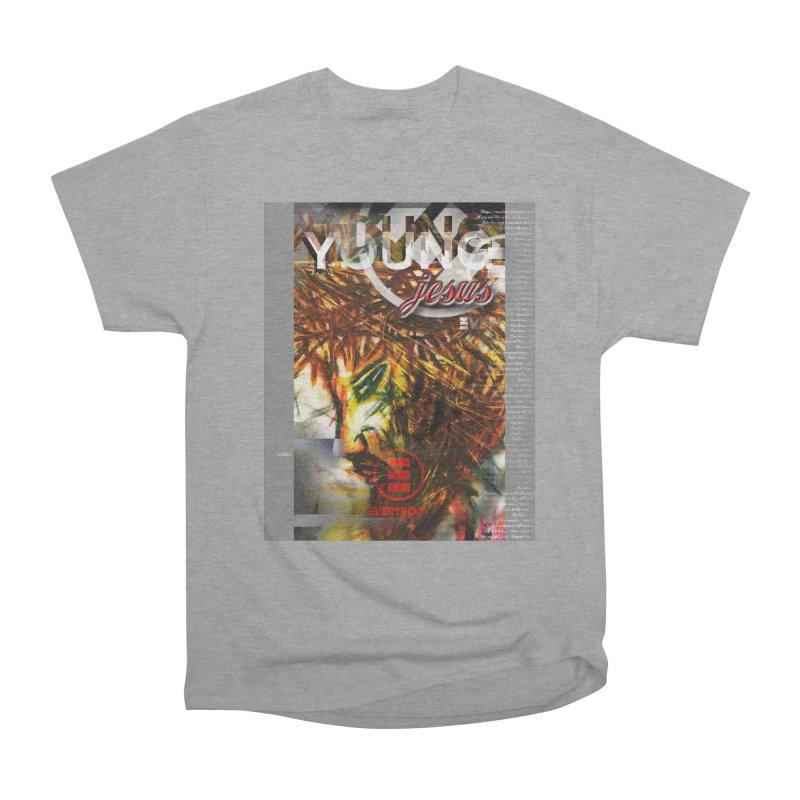 YOUNG jesus Women's Heavyweight Unisex T-Shirt by wearARTis blakereflected