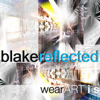 wearARTis blakereflected  Logo