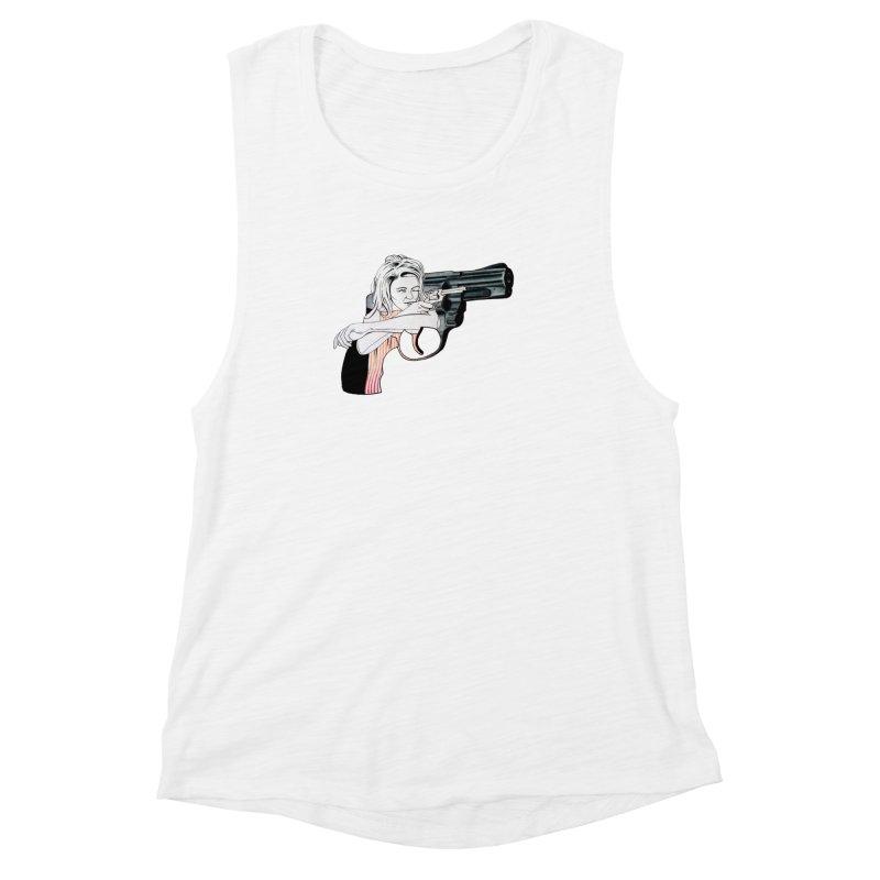 Jamie's Got a Gun   by Blake Wood Ink