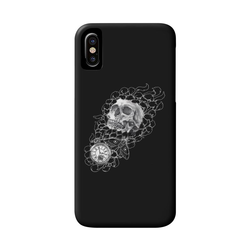 4 O'Clock Accessories Phone Case by Blake Wood Ink
