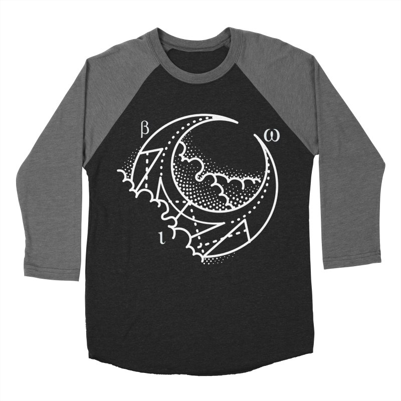 Luna Negra Women's Baseball Triblend T-Shirt by Blake Wood Ink