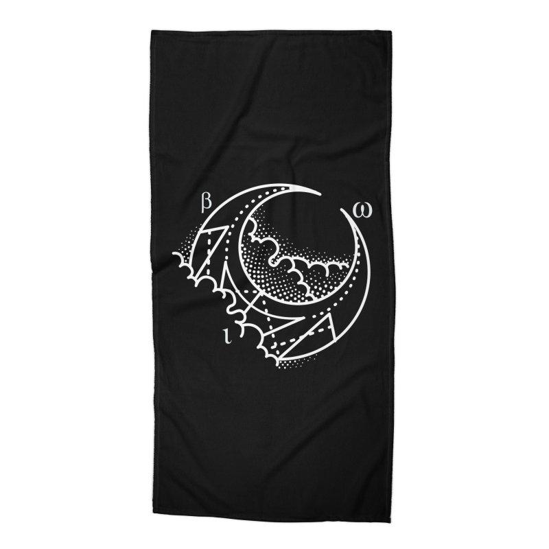 Luna Negra Accessories Beach Towel by Blake Wood Ink