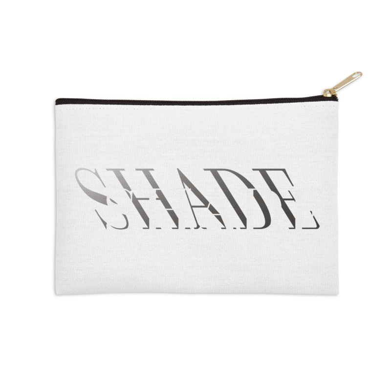 Shade Accessories Zip Pouch by Blake Wood Ink