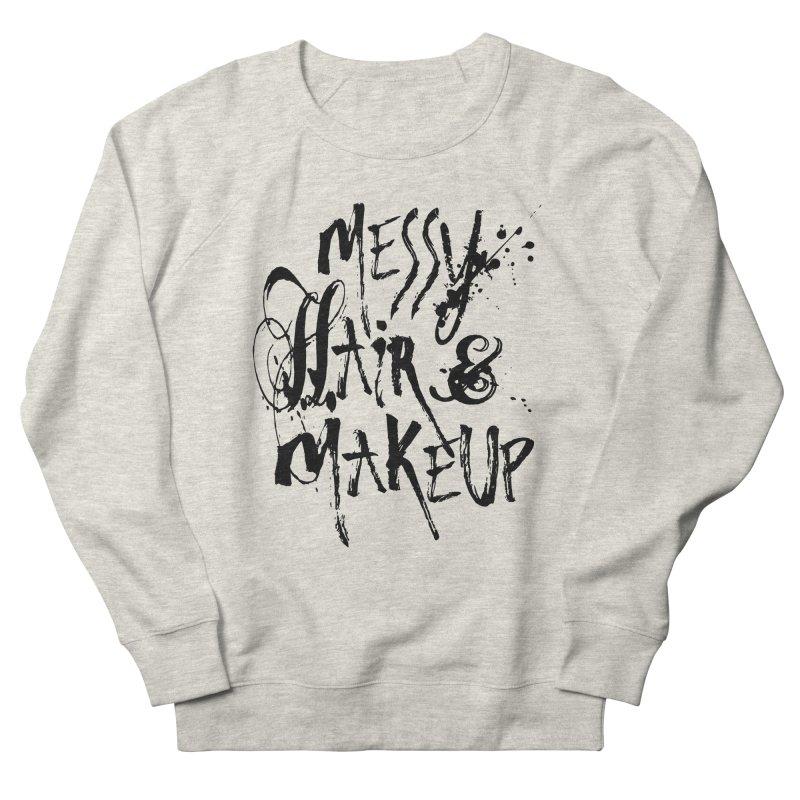 Hair? Don't Care Women's Sweatshirt by Blake Wood Ink