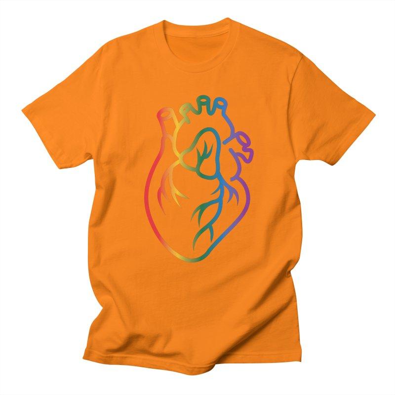 Love Is Love Men's T-shirt by Blake Wood Ink