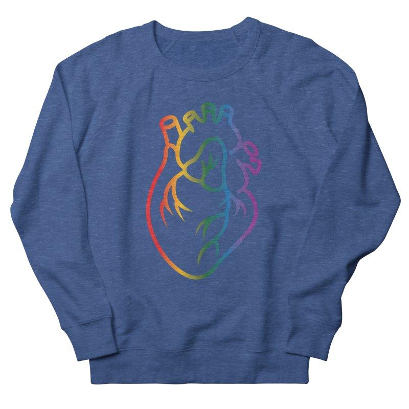 Love Is Love Men's Sweatshirt by Blake Wood Ink