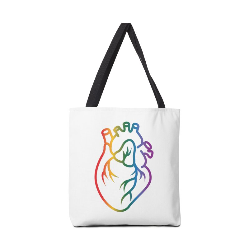 Love Is Love Accessories Bag by Blake Wood Ink