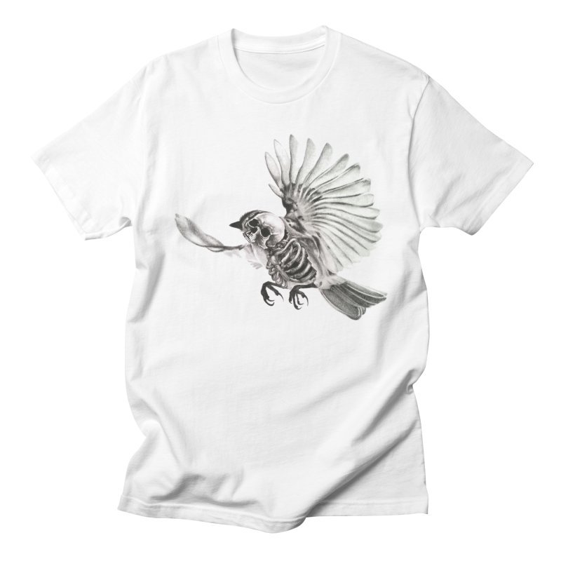 Icarus Men's T-Shirt by Blake Wood Ink