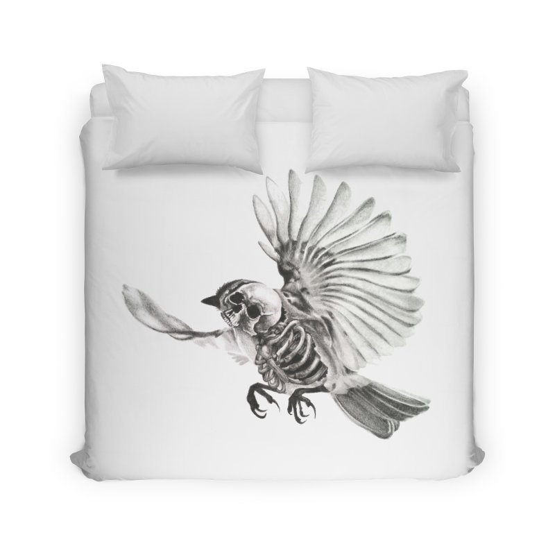 Icarus Home Duvet by Blake Wood Ink