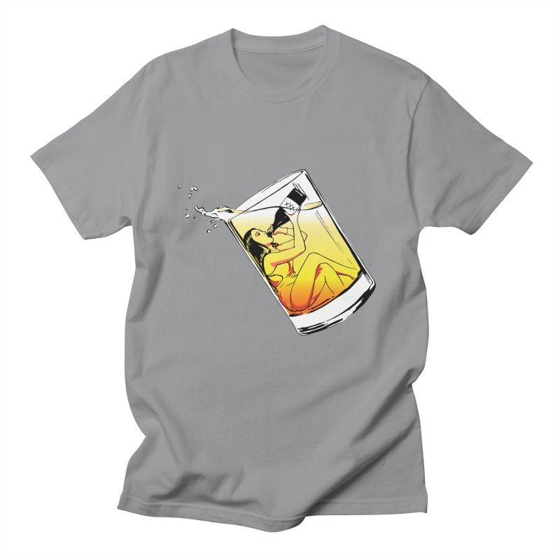 Bottoms Up Men's T-Shirt by Blake Wood Ink