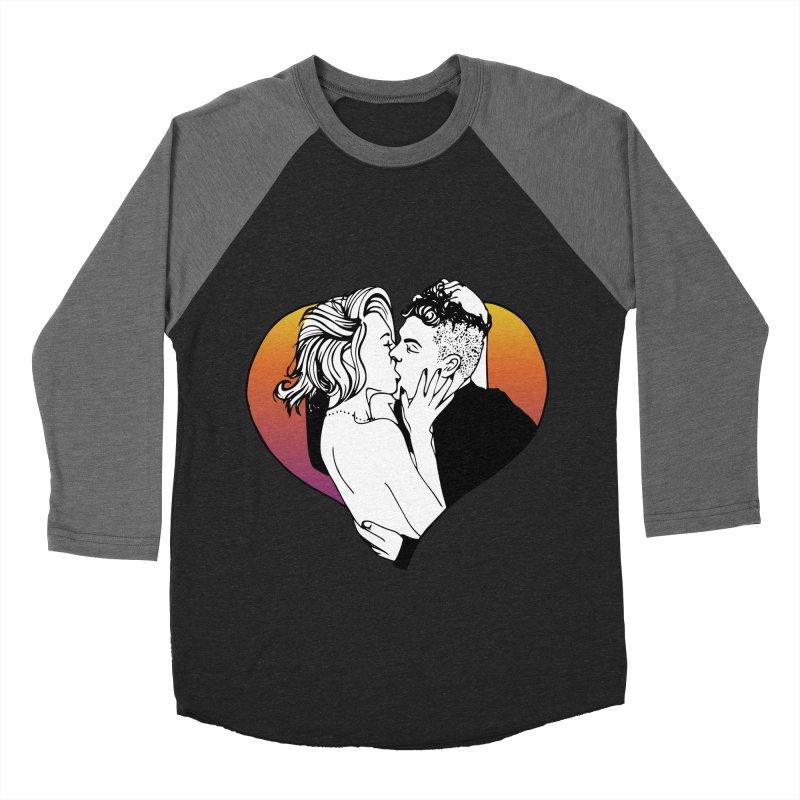 Summer Love Women's Baseball Triblend T-Shirt by Blake Wood Ink