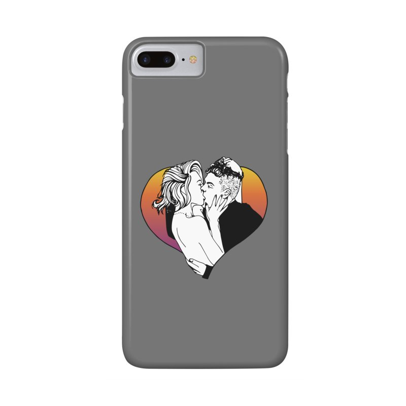 Summer Love Accessories Phone Case by Blake Wood Ink