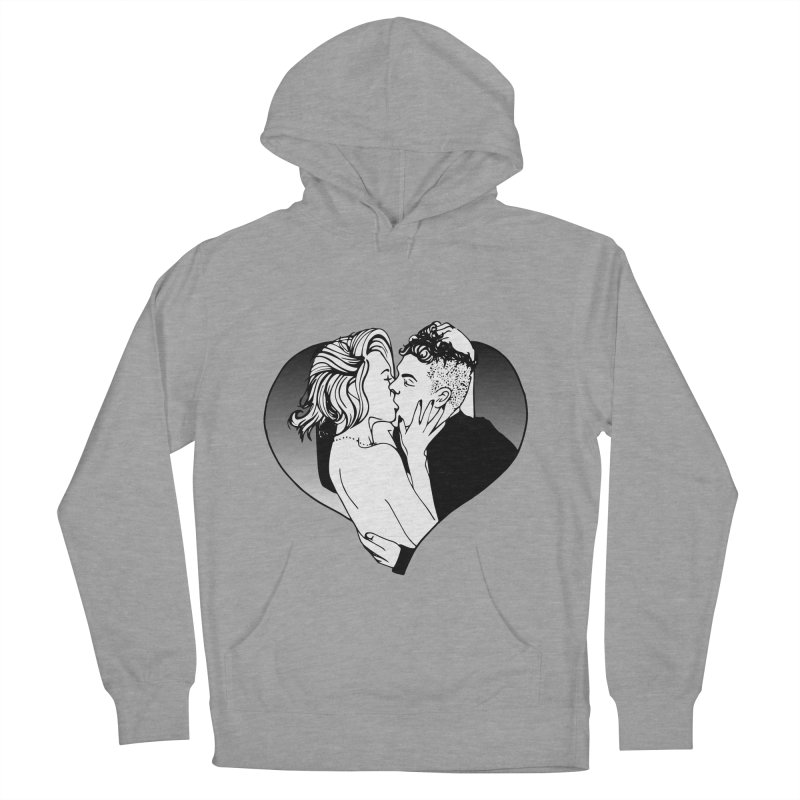 Impassioned Women's Pullover Hoody by Blake Wood Ink