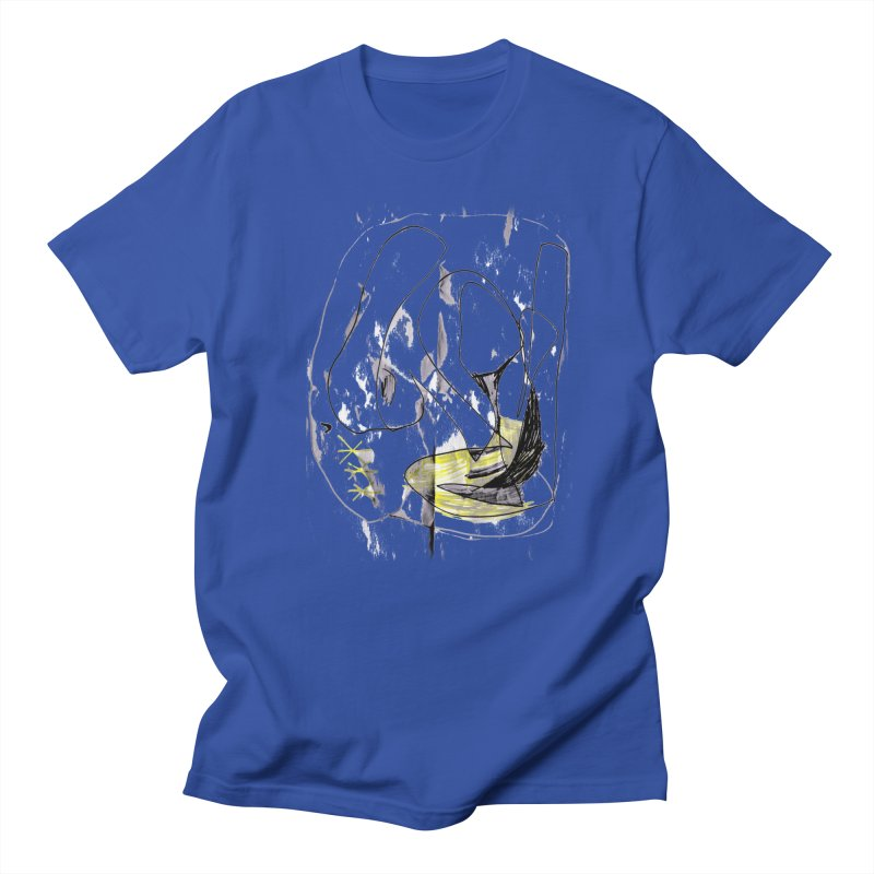 Maria do Carmo - Abstract #1 Men's T-Shirt by Blame Dutchie's Tee House