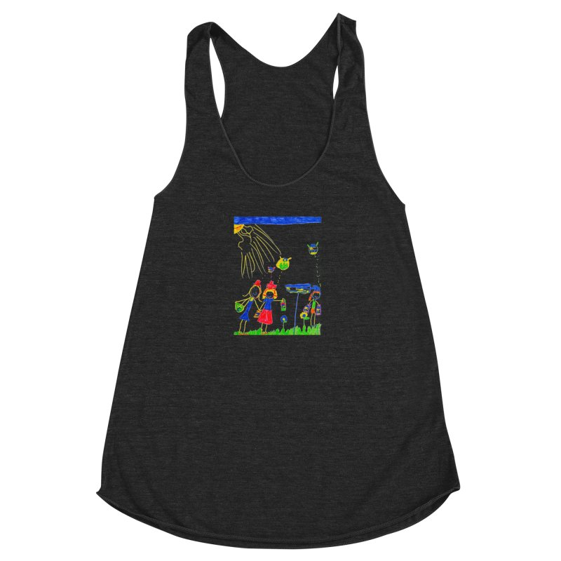 Maria do Carmo - Thinking of Teapots Women's Tank by Blame Dutchie's Tee House
