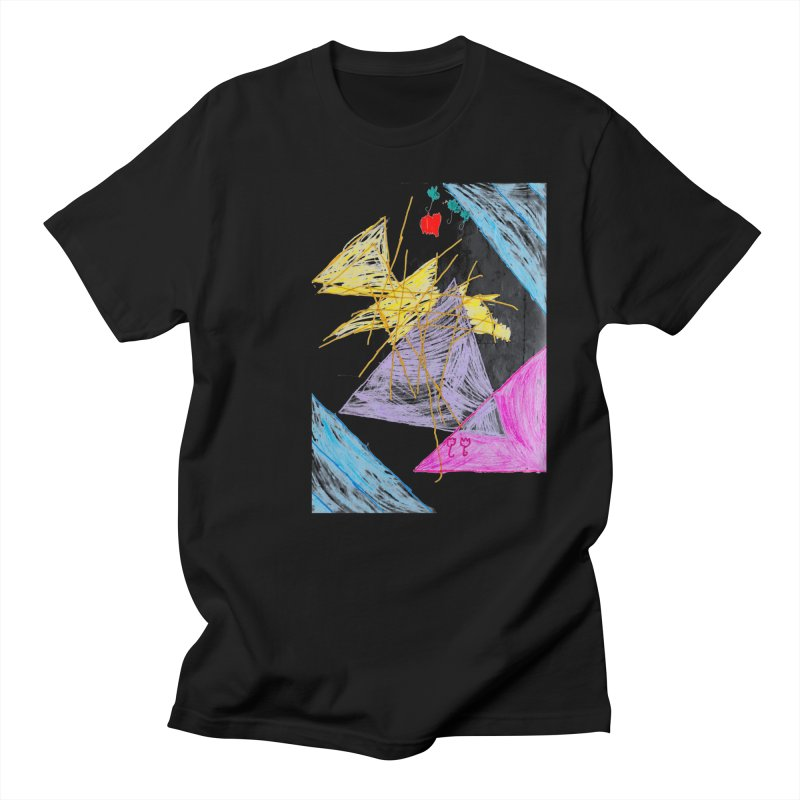 Maria do Carmo - Abstract #3 Men's T-Shirt by Blame Dutchie's Tee House