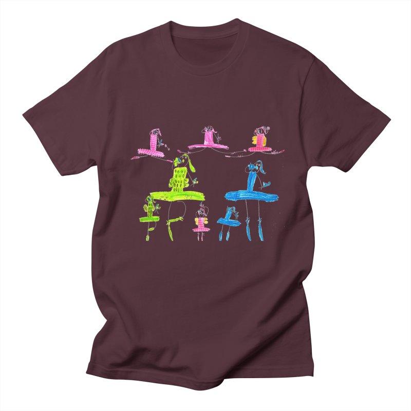 Maria do Carmo - Ballet 1 Men's T-Shirt by Blame Dutchie's Tee House