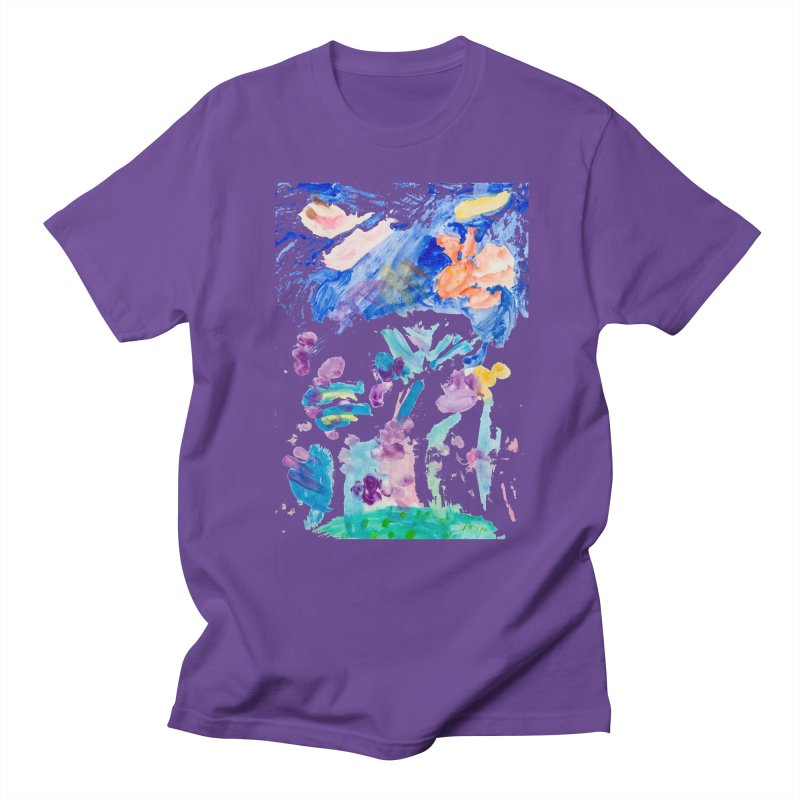 Maria do Carmo - Landscape #1 Men's Regular T-Shirt by Blame Dutchie's Tee House