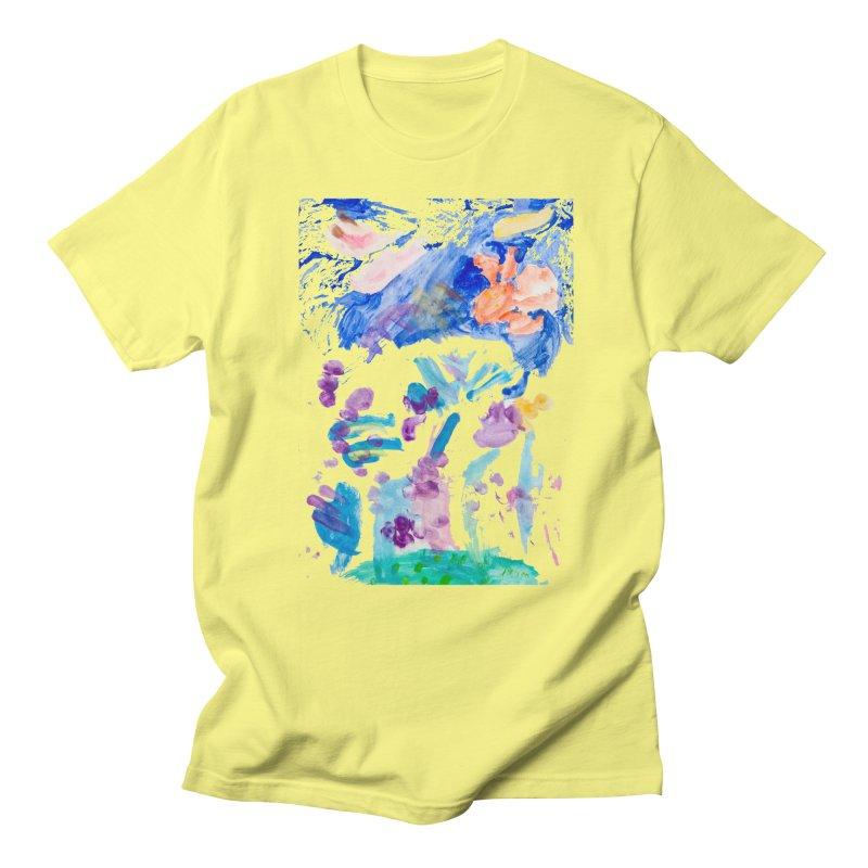 Maria do Carmo - Landscape #1 Men's T-Shirt by Blame Dutchie's Tee House
